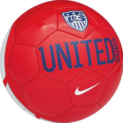 Nike Usa Supporter Soccer Ball Red White Blue Soccer Ball Soccer Soccer Room