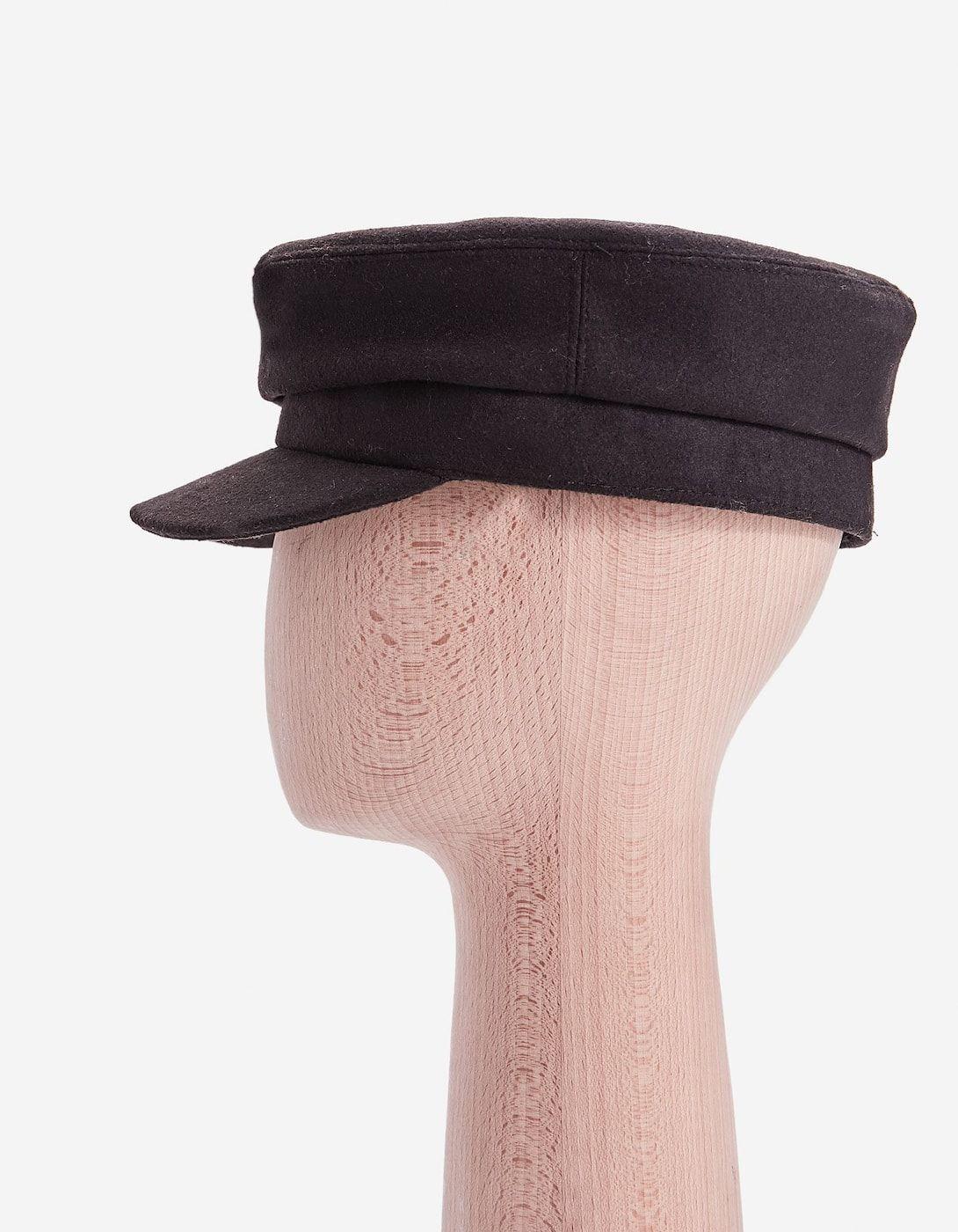 Gorra marinera - Gorros y sombreros de mujer  4c5618f216c