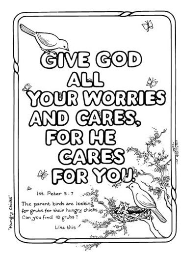 Pin by Tammy Roos on Adult coloring pages Pinterest Bible - new christian coloring pages.com
