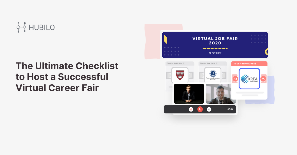 Your Ultimate Checklist to Host a Successful Virtual