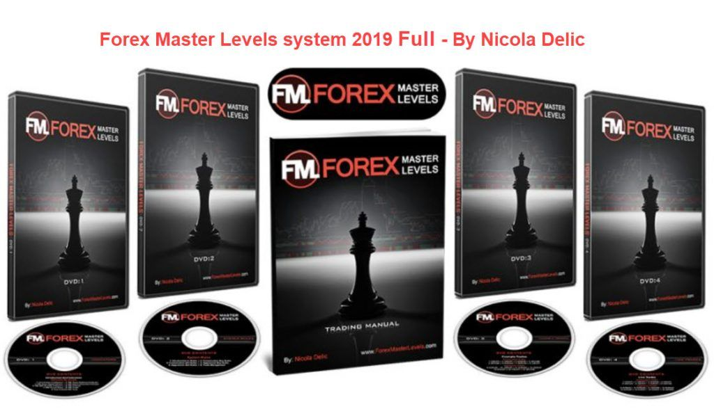 Forex Master Levels System 2019 Full Dvds By Nicola Delic Forex