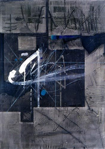 Untitled (1962) - Mohamed Muhraddin