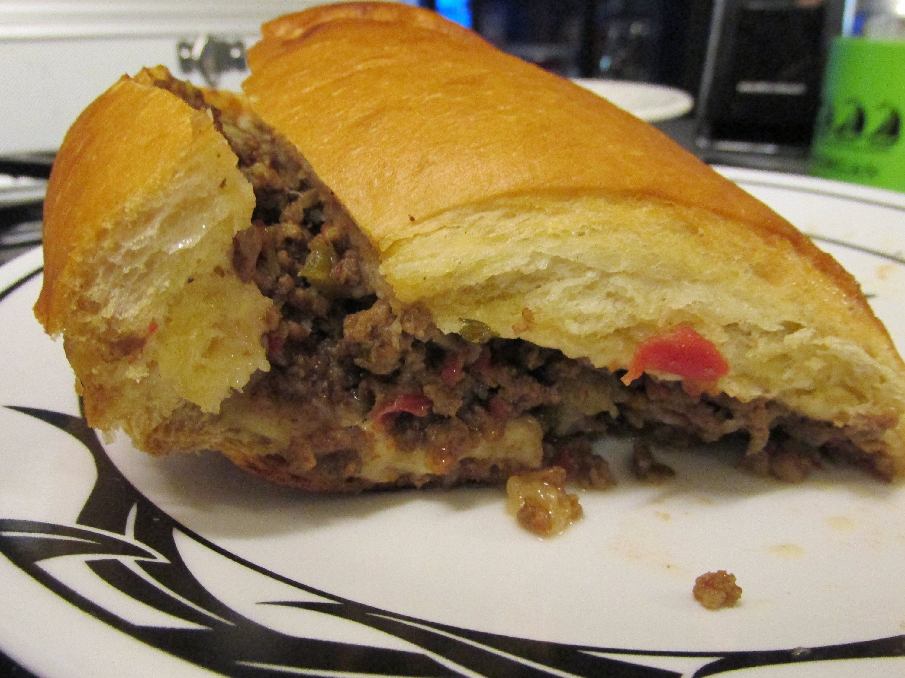 Easy stuffed bread recipe 007bondjb my fave youtube cooking use this stuffing recipe to stuff all kinds of stuff forumfinder Choice Image