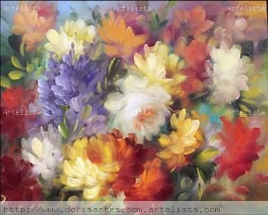 Flores imaginadas