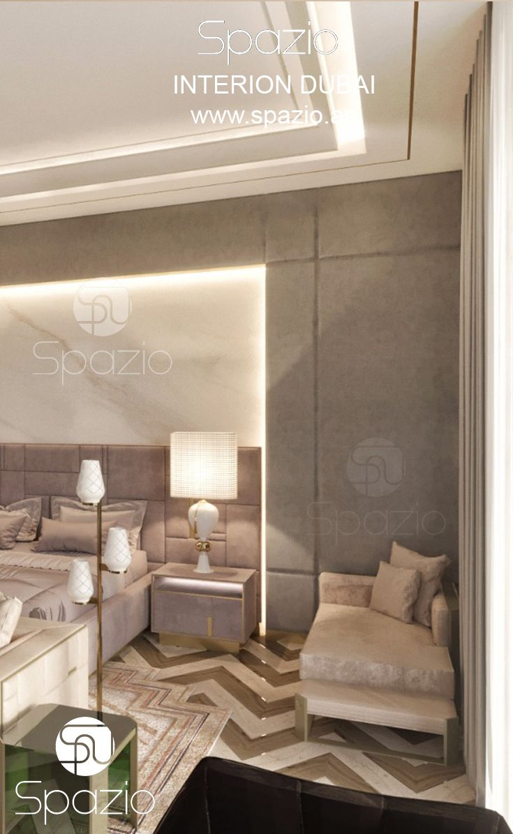 Interior Design Cost For Living Room Gorgeous Luxury Master Bedroom Interior Design And Decor For A Large Home Review