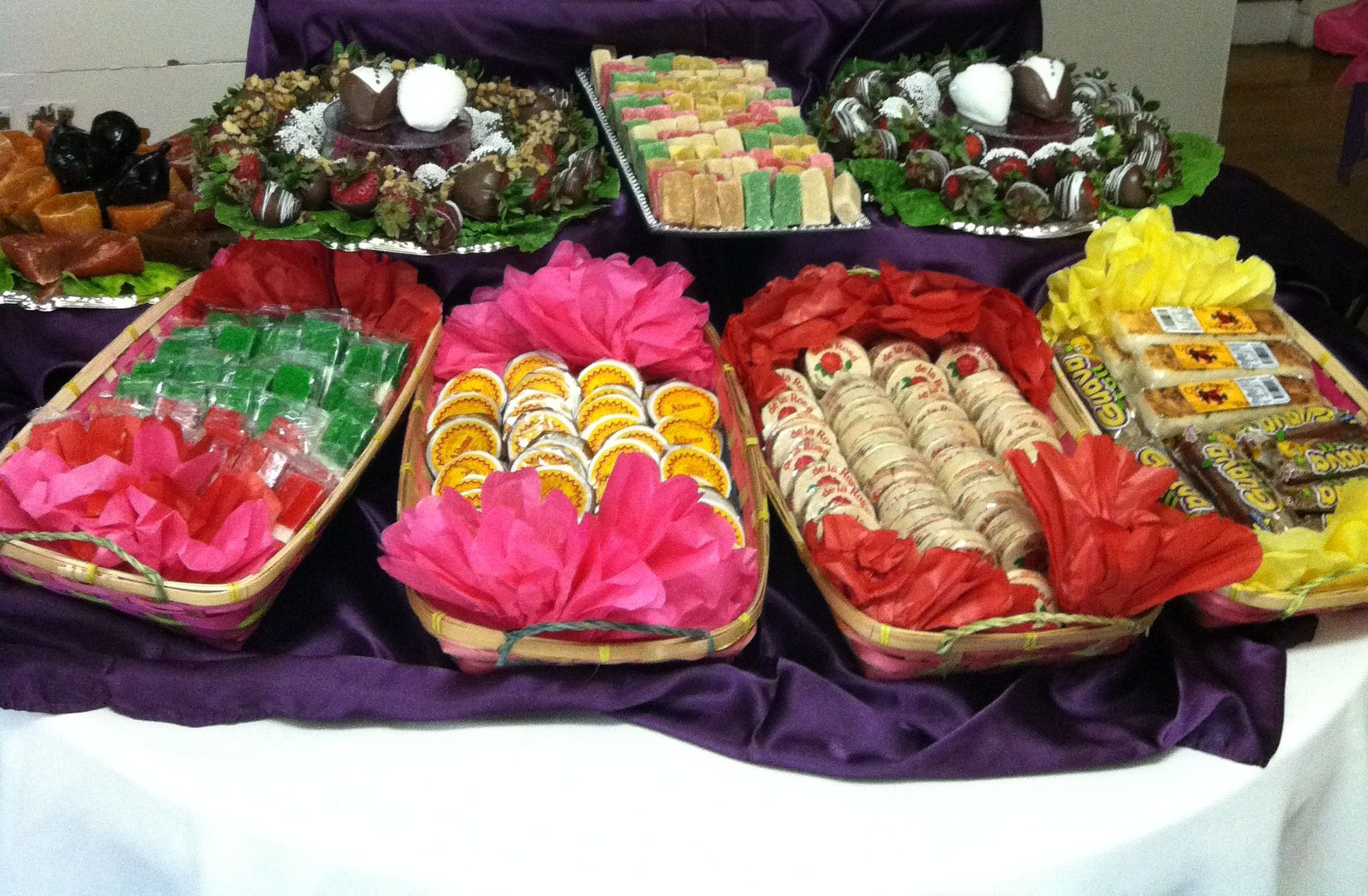 Fiesta table decorations ideas - Birthdays