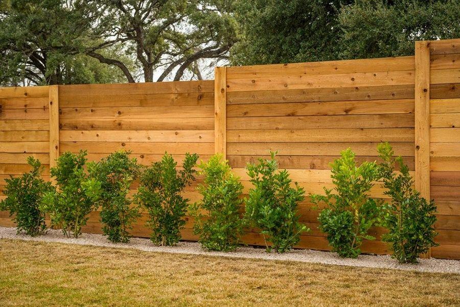 25 ideas for decorating your garden fence diy - Garden Ideas Along Fence