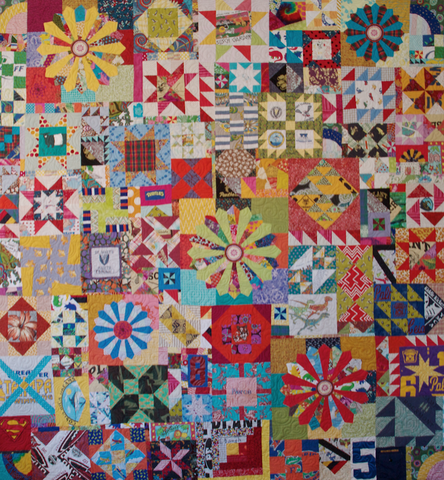 Quilts > Commissions – Victoria Findlay Wolfe Quilts