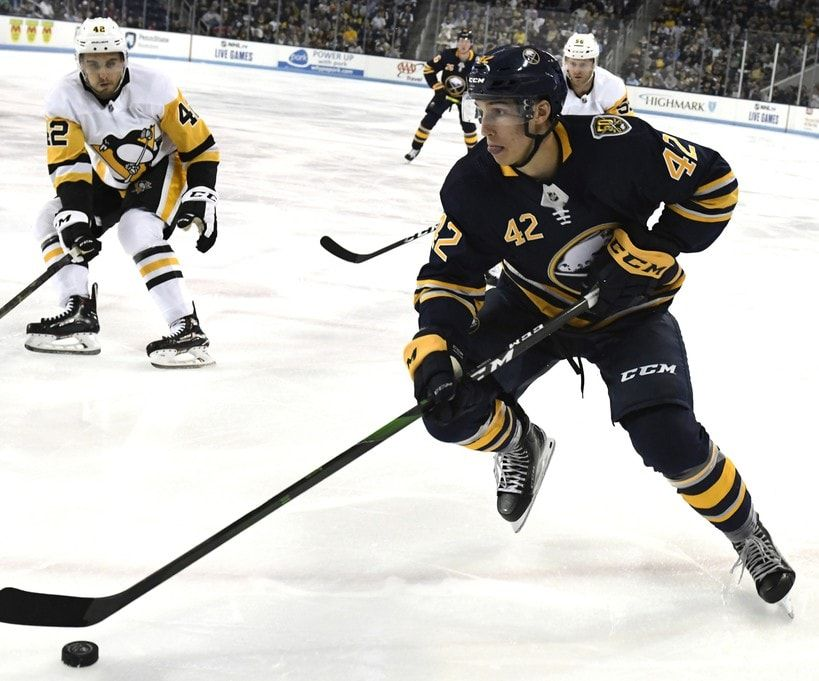 6 Buffalo Sabres Prospects Shoot For 2020 Wjc Rosters Buffalo Sabres Usa Hockey Nhl News
