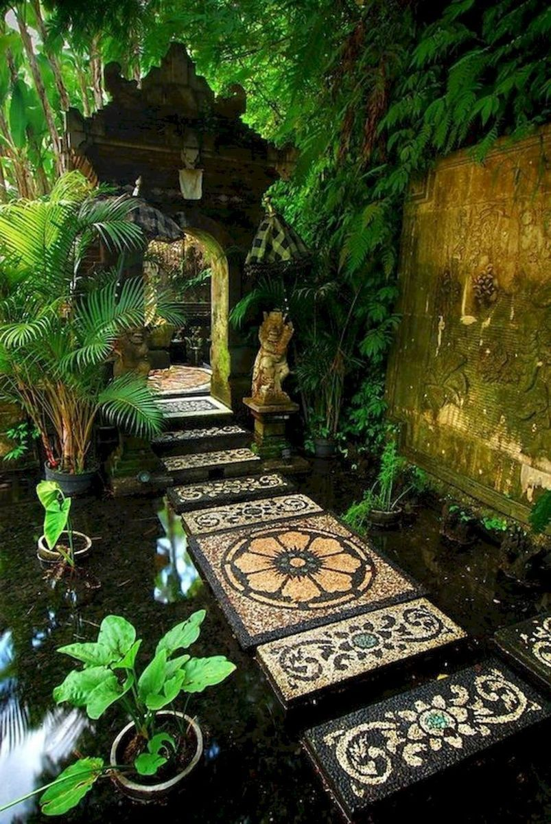 Photo of Affordable Garden Path and Walkways Design For Your Amazing Garden 48 – HomeIdeas.co