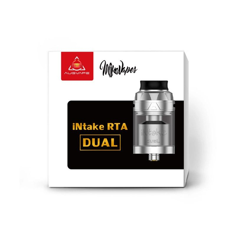 Augvape Intake Dual Rta 26mm Atomizzatore With Images