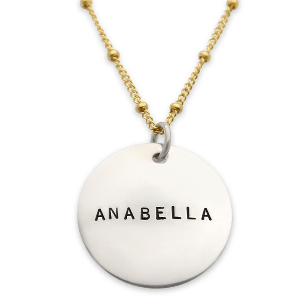 Love this This is a great jenny present starter necklace Hand