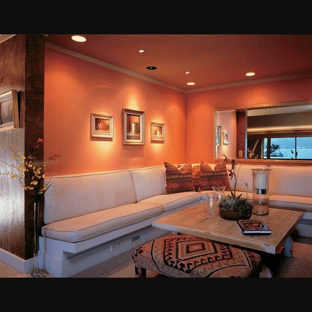 wolle - Modernes Wohnzimmer Des Innenarchitekturlebensraums