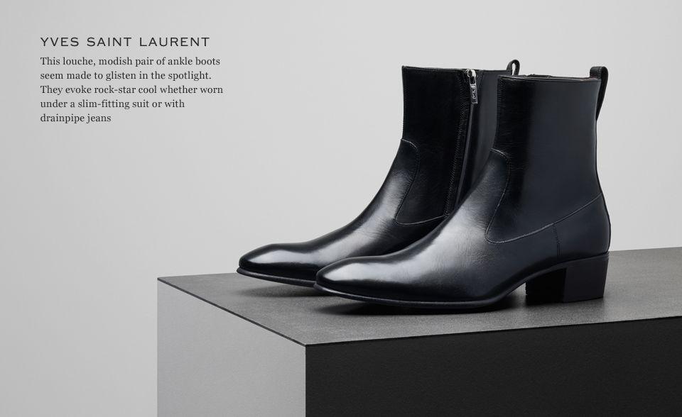 le prix reste stable collection entière sur des pieds à Boots By APC | Obsession! | Boots, Saint laurent boots, Shoes