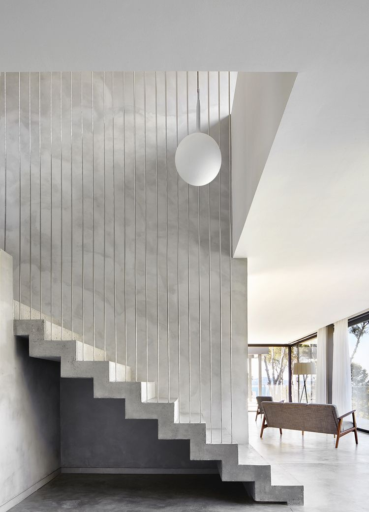 Casa Sebbah By Pepe Gascon Arquitectura Spain Stairs 楼梯