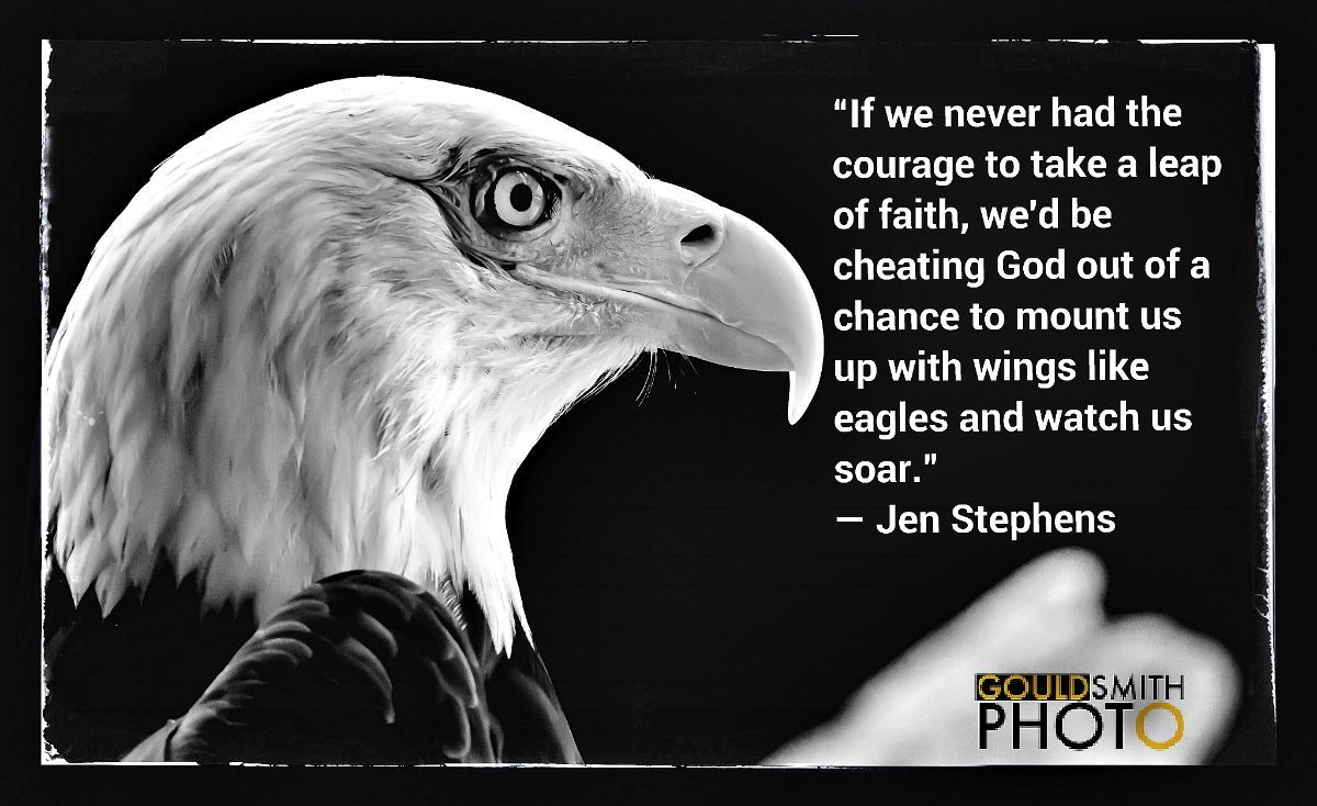 Inspirational Quotes Soar Like An Eagle tags Christian