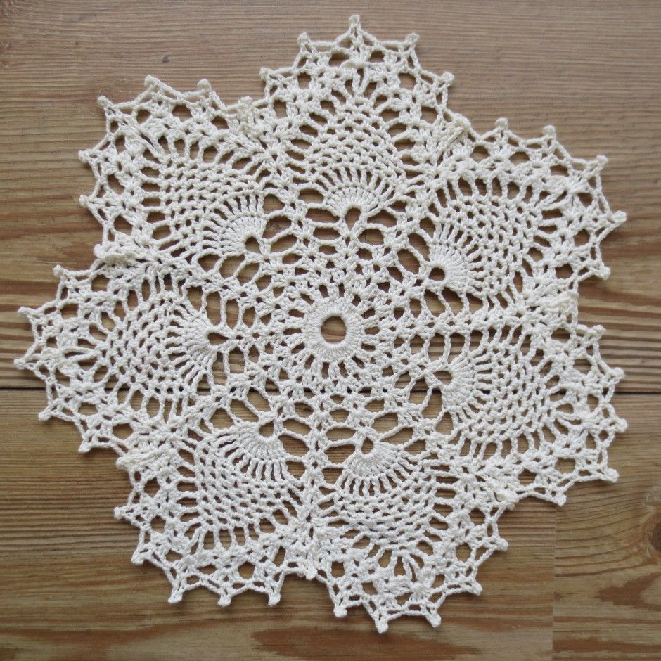Free Crochet Doily Patterns | Basteln