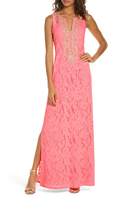 Lilly Pulitzer Carlotta Maxi Dress Nordstrom In 2020 Dresses To Wear To A Wedding Maxi Dress Wedding Guest Dress Summer [ 1500 x 978 Pixel ]