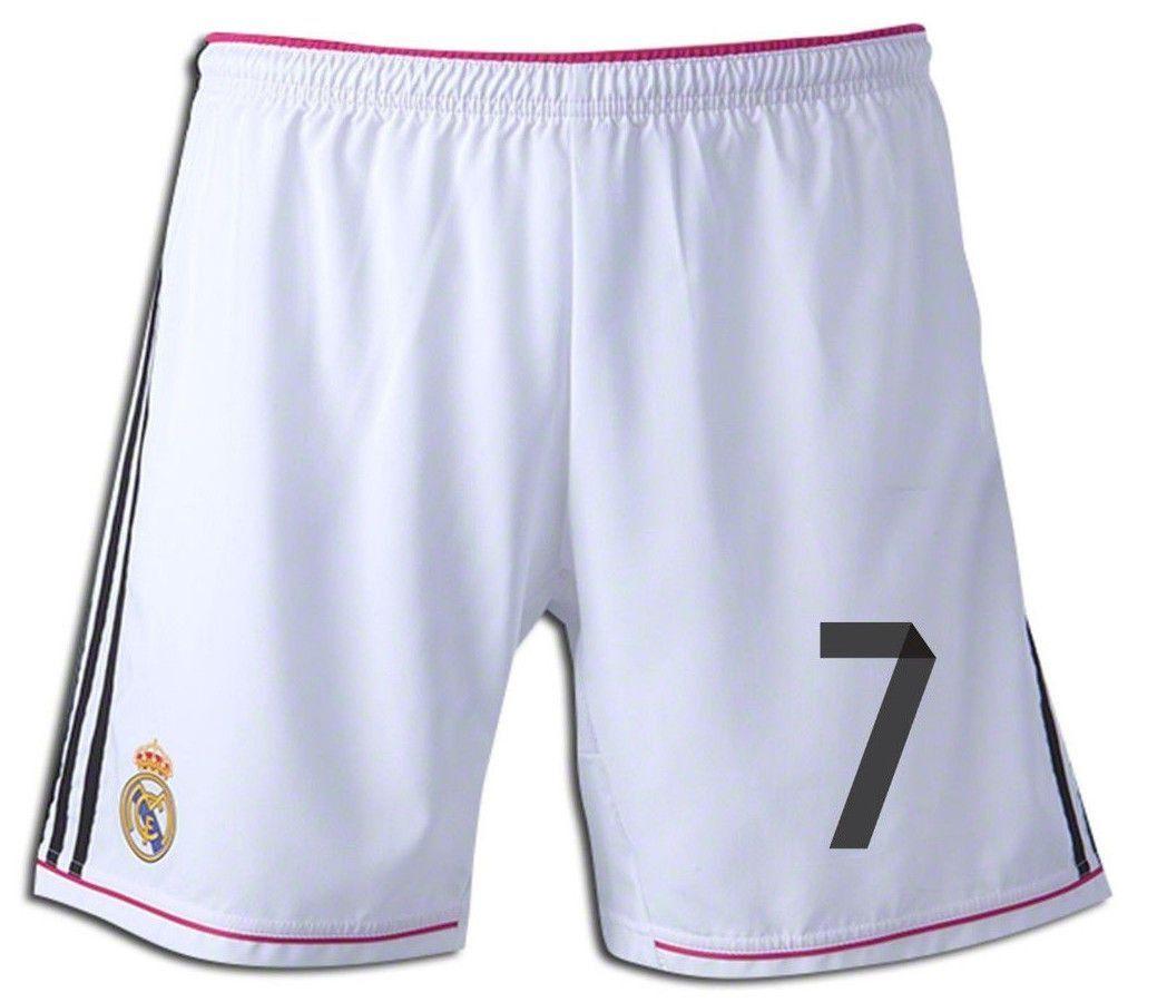 Game Ronaldo Cristiano Adidas Real Short Home 201415 Madrid 8wZnOPNX0k