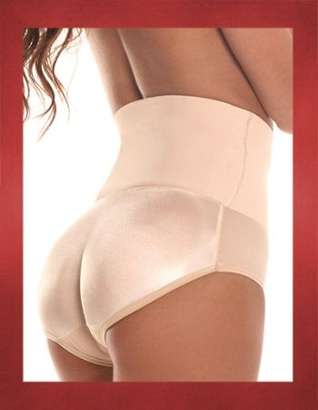 073b9e01fab7 Bubbles Women's Caboost! Hi-rise Waist Cincher Padded Panty ...