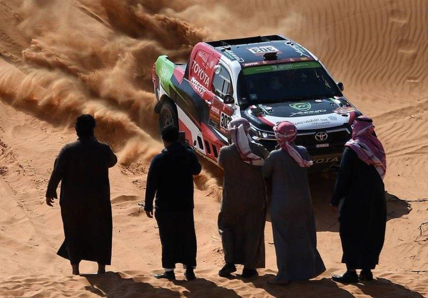 تألق الراجحي والسيف في الجولة السابعة من رالي داكار السعودية In 2021 Dakar Red Bull Ktm Rally