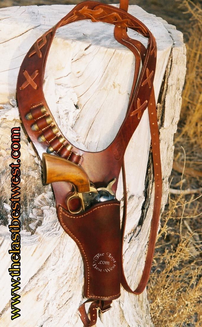 Hand Made Leather Holsters Leather holster, Custom