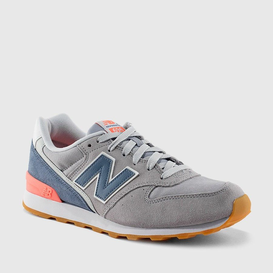 The Hottest Styles New Balance 696 Blue/Grey For Women Outlet