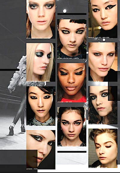 1000+ images about 2014 makeup trends on Pinterest | Make-up ...