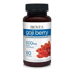 GOJIBÆR 600 mg 60 kapsler