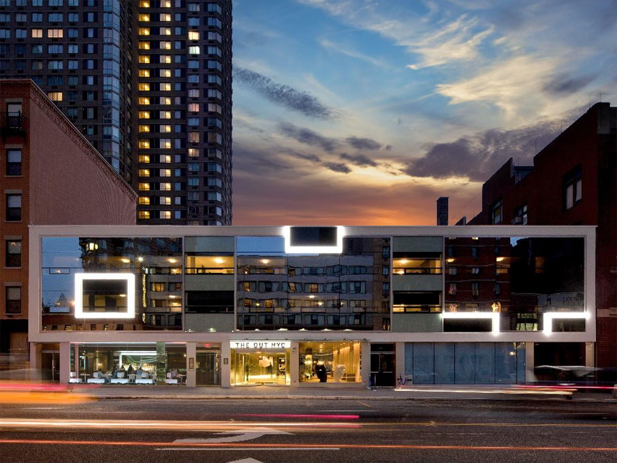 The newest gay hotels in nyc