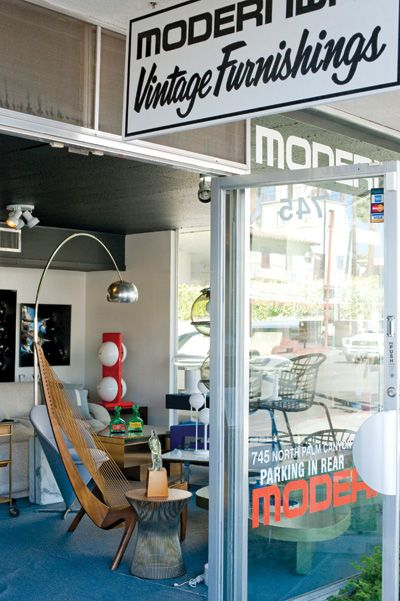ModernWay. 745 north palm canyon drive. palm springs, ca 92262. 760 320-5455