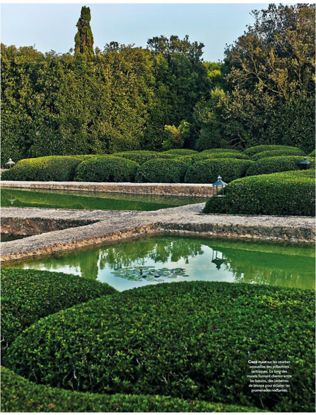 Garden - Camp Sarch, Menorca, Spain  garden  Pinterest