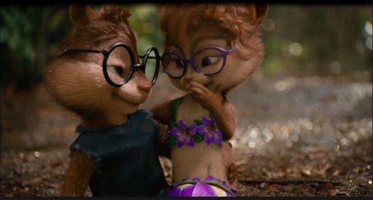 Alvin And The Chipmunks Chipwrecked Com Imagens Alvin E Os