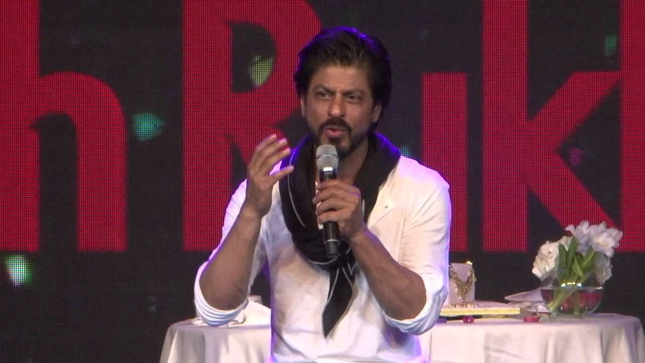 Shah Rukh Khan At 50th Birthday Celebrate Bollywood