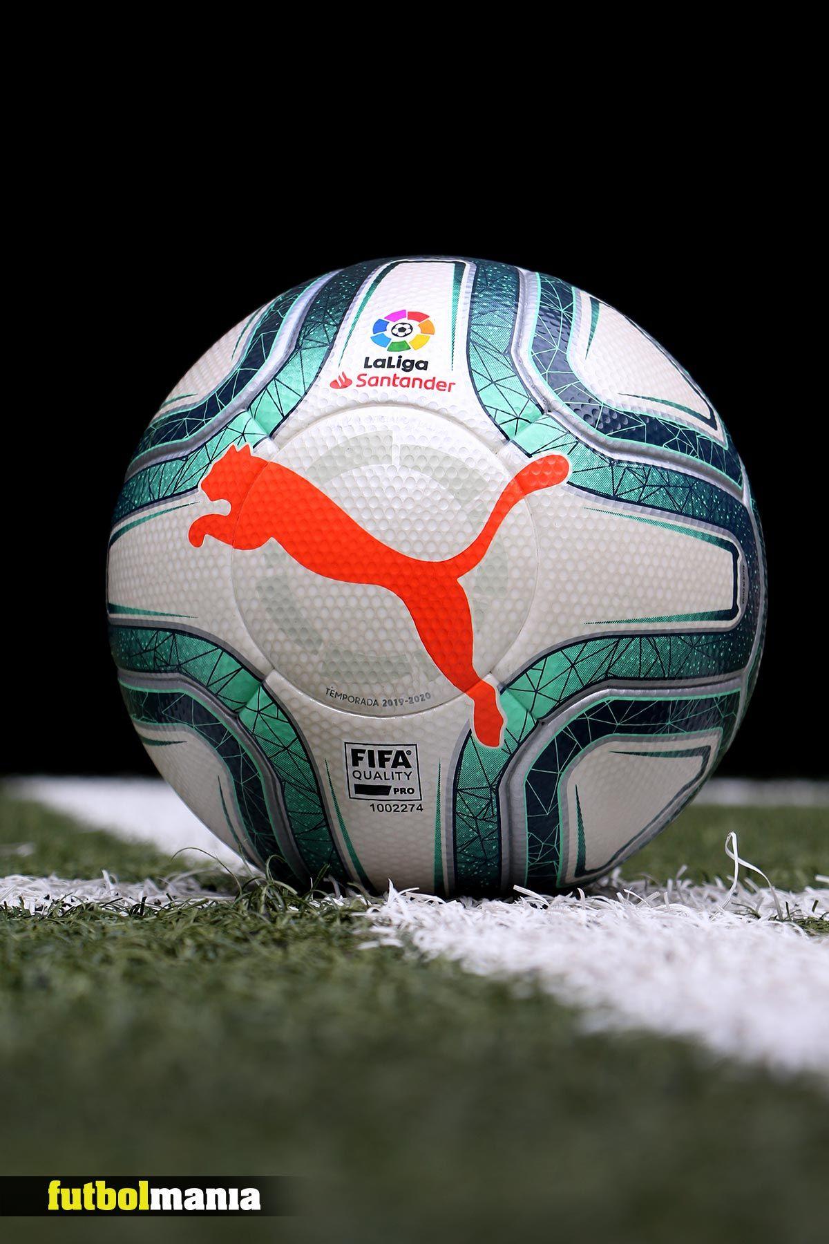 a tiempo desarrollo de Último  Balón Puma La Liga | Balones de futbol adidas, Balones, Camisetas de equipo