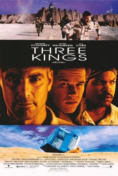 Three Kings 1999 Kings Movie Three Kings Streaming Movies