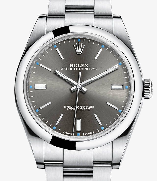 Rolex Oyster Perpetual Armbanduhr