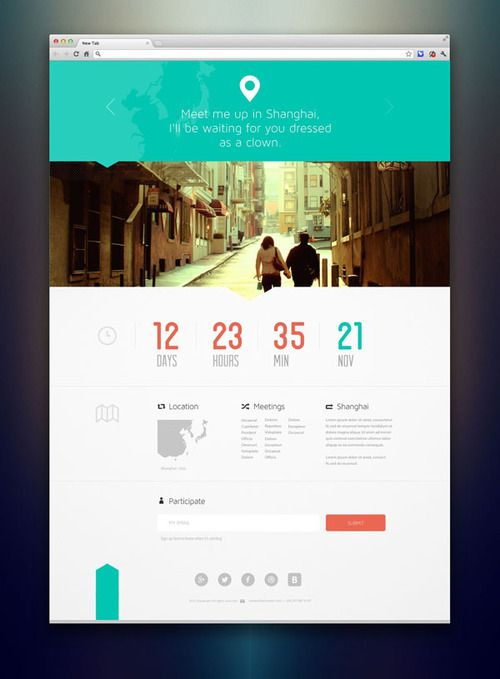 Trendy Web Design Some Nice Website Designs For Several Web Design Projects By Cosmin Capitanu An Architect Gr Website Design Layout Web Design Layout Design