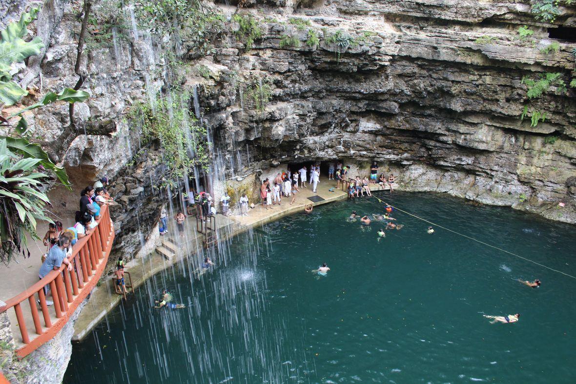Tour Económico a Chichen Itzá incluye Cenote X Cajum