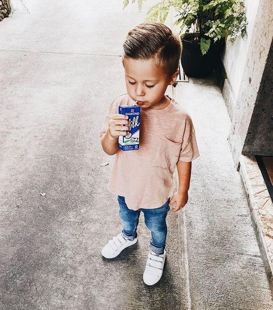 20 Adorable Toddler Boy Haircut Ideas for Your Little Man