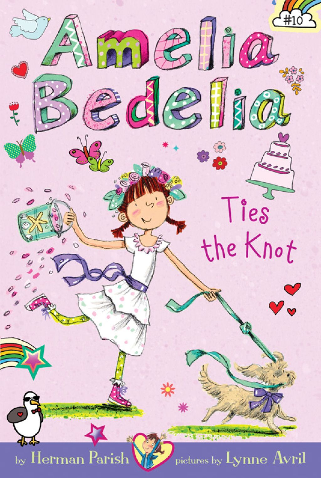 Amelia Bedelia Chapter Book 10 Amelia Bedelia Ties The