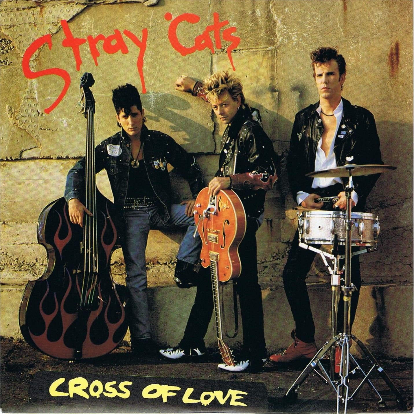 The Stray Cats Let It Rock