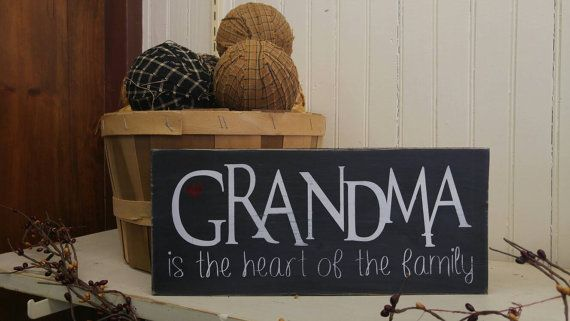 Mother's Day Grandma Gift Gifts for Grandma by ThePaintedSignCo #grandma #mother #mom #mothersday #gifts