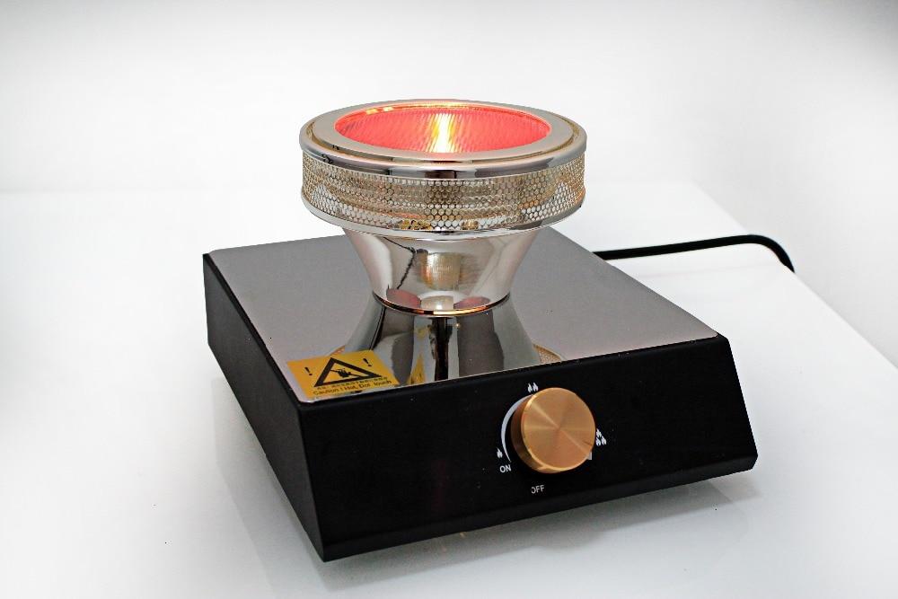 Ecocoffee Coffee maker syphon Halogen beam heater coffee