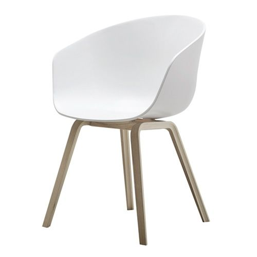 De Bekende HAY About A Chair Stoel #chair #scandinavian
