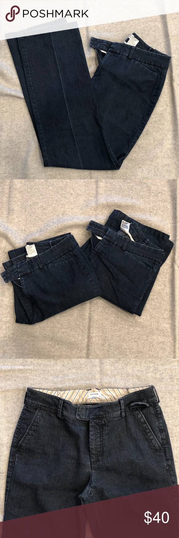 TWO PAIRS Dockers Jeans Bundle of TWO