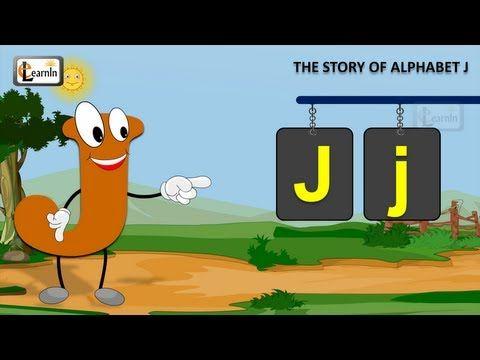 The J Song Letter J song Story of letter J