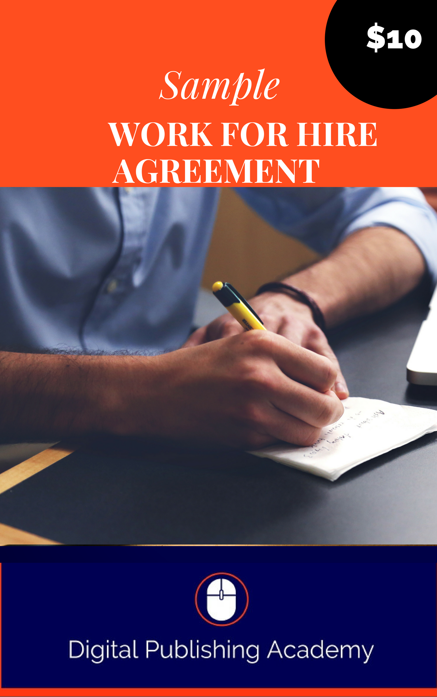 Sample Work For Hire Agreement Work For Hire Template Contractor
