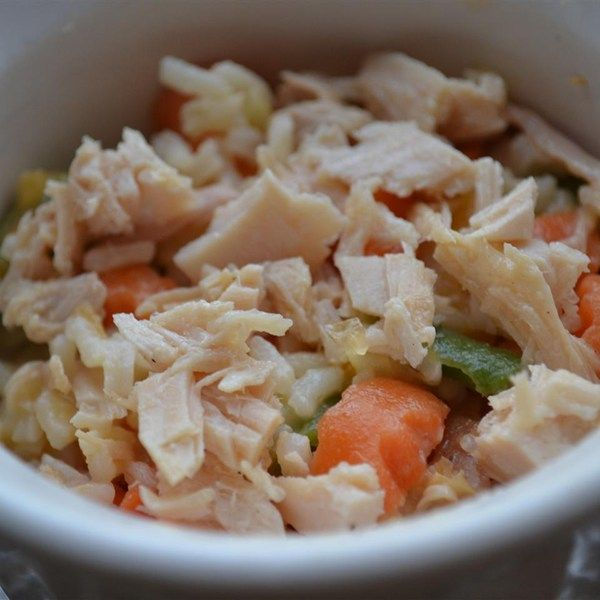 Lucky and rippys favorite dog food diy 4 legged pinterest pamper your puppy with this homemade chicken and rice meal soon tails will be wagging all across america forumfinder Gallery
