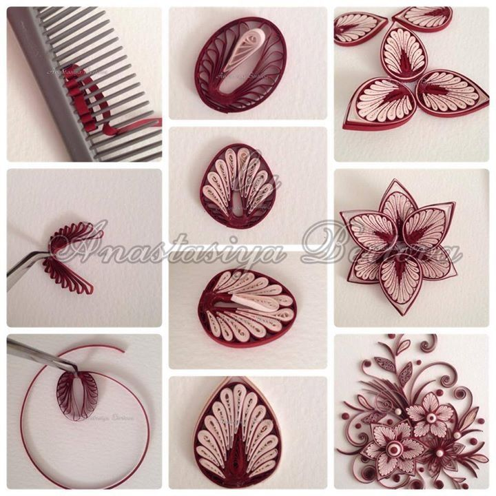 Quilling Paper Quilling Jewelry Quilling Flowers Tutorial Quilling Designs